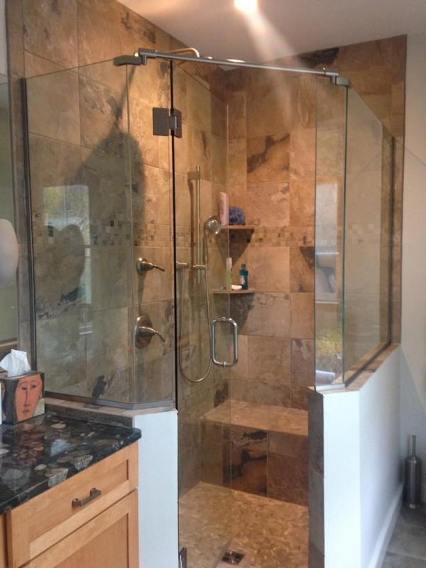 Custom Shower Doors and Tub Enclosures in Massachusetts